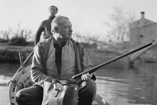 Hemingway and hunting